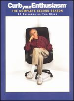 Curb Your Enthusiasm: The Complete Second Season [2 Discs] -