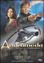 Gene Roddenberry's Andromeda: Season 3, Collection 1 [2 Discs]