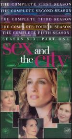 Sex and the City: The Complete First Five Seasons/Season Six, Part 1 [16 Discs]