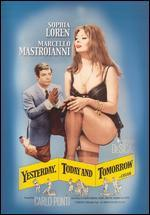 Yesterday, Today and Tomorrow Dvd