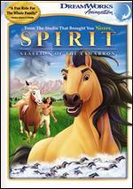 Spirit: Stallion of the Cimarron [P&S] - Kelly Asbury; Lorna Cook
