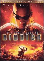 Chronicles of Riddick [Dvd] [2004] [Region 1] [Us Import] [Ntsc]