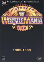 Wwe-the History of Wrestlemania I-IX, 1985-1993