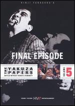 The Yakuza Papers 5: Final Episode
