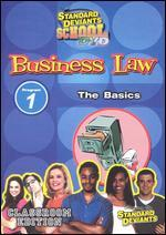 Standard Deviants School: Business Law, Program 1