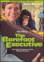 The Barefoot Executive - Robert Butler
