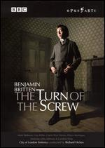 Benjamin Britten-the Turn of the Screw / Padmore · Milne · Wyn Davies · Montague · City of London Sinfonia · Hickox