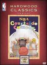Nba Courtside Comedy (Nba Hardwood Classics)