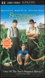 Secondhand Lions [UMD]