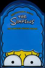 The Simpsons: The Complete Seventh Season [4 Discs] [Marge Head Collectible Box]