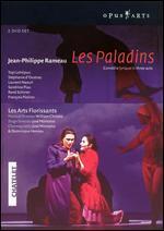 Rameau-Les Paladins / Piau, Naouri, Lehtipuu, D'Oustrac, Piolino, Schirrer, Gonzalez-Toroi, Christie, Paris Opera