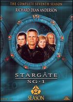 Stargate SG-1: The Complete Seventh Season [5 Discs]