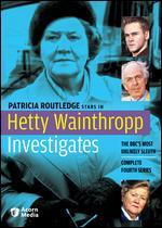Hetty Wainthropp Investigates: The Complete Fourth Season [3 Discs] -
