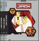 Samurai Jack: The Complete Seasons 1-3