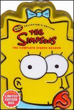 The Simpsons: The Complete Eighth Season [4 Discs] [Maggie Head Collectible Box]