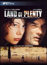 Land of Plenty - Wim Wenders