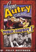 The Gene Autry Collection: Public Cowboy No. 1