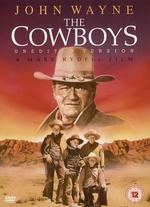Cowboys [Vhs]