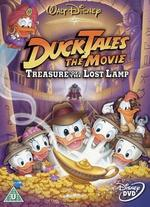 Ducktales the Movie-Treasure of the Lost Lamp (Region 2)