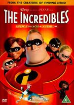The Incredibles [Region 2]