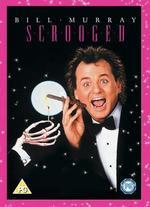 Scrooged [Dvd] (1988)