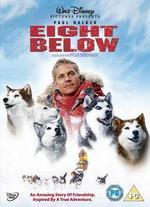 8 Below [Dvd][Region 2-Pal]