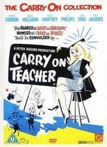 Carry on Teacher [Vhs]