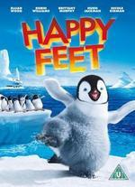 Happy Feet-Uk Version