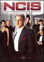 Ncis Naval Criminal Investigative Service-the Complete Third Season