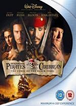 Pirates of the Caribbean: Curse of the Black Pearl [Blu-ray]