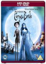 Tim Burtons Corpse Bride [Hd Dvd]