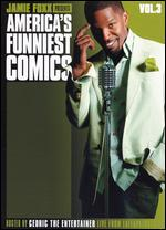 Jamie Foxx Presents: America's Funniest Comics - Live From Laffapalooza! Vol. 3 -