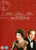 Sidney Sheldon's Bloodline (Original 1st Release By Paramount Home Video)