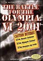 The Battle for Olympia 2001