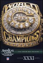 NFL: America's Game - 1996 Green Bay Packers - Super Bowl XXXI