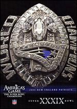 NFL: America's Game - 2004 New England Patriots - Super Bowl XXXIX