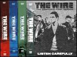 The Wire: The Complete Seasons 1-4 [19 Discs]