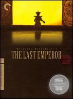 The Last Emperor [4 Discs] [Criterion Collection]