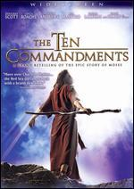 The Ten Commandments [Blue Cover] [WS]