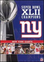 NFL: Super Bowl XLII Champions - New York Giants