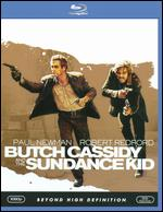 Butch Cassidy and the Sundance Kid [Blu-ray] - George Roy Hill