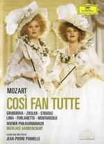 Mozart: Cosi Fan Tutte - Harnoncourt [2 Discs]
