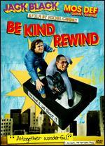 Be Kind Rewind [WS] [P&S] [O-Sleeve]