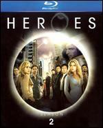 Heroes: Season 2 [4 Discs] [Blu-ray]