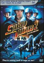 Starship Troopers 2: Hero of the Federation [Includes Digital Copy] [2 Discs]