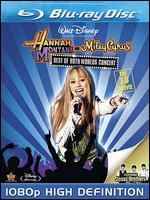 Hannah Montana and Miley Cyrus: The Best of Both Worlds Concert - The 3-D Movie [Blu-ray]