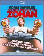 You Don't Mess with the Zohan [Blu-ray]