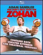 You Don't Mess with the Zohan [Blu-ray] - Dennis Dugan