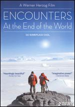 Encounters at the End of the World [WS] [2 Discs] - Werner Herzog
