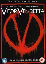 V for Vendetta [Deluxe Edition] [2 Discs]